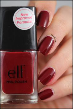 Rouge sombre (1512) http://www.eyeslipsface.fr/produit-beaute/vernis-a-ongles