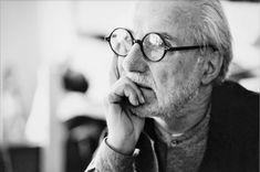 Italian minimalist designer, architect and teacher AG Fronzoni (1923-2002)