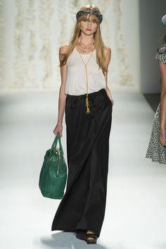 Rachel Zoe Spring 2013 Ready-to-Wear Fashion Show