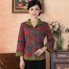 Blouse Batik, Batik Dress, Coats For Women, Jackets For Women, Chinese Shirt, Cute Fashion, Womens Fashion, Batik Fashion, Cheongsam Dress