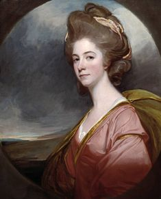 Lady Emilia Kerr 1779–80 by George Romney. Tate. http://www.tate.org.uk/art/artworks/romney-lady-emilia-kerr-n03724