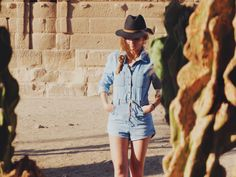 Amanda visiting the pharaohs temples in Egypt