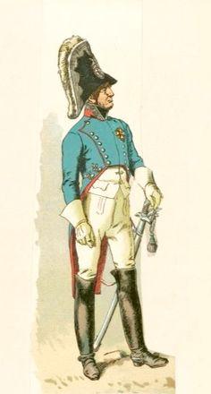 Generale di cavalleria bavarese