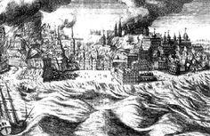 Earthquake 1755