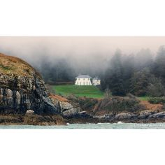 House on the Lough Swilly, Co. Donegal, Half Dome, In This Moment, Mountains, Nature, Photography, House, Travel, Voyage