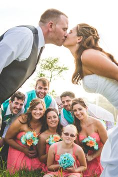 Arnold's Bridal Party
