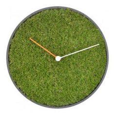Horloge Gazon