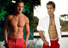 Ryan Gosling or Ryan Reynolds?