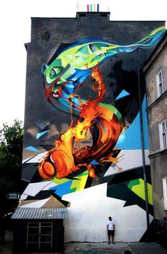 This piece is by Cekas and Lump in Poland
