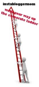 HR tip: how to work your way up the corporate ladder