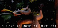 The perfect Madagascar KingJulien MoveIt Animated GIF for your conversation. Discover and Share the best GIFs on Tenor. Madagascar Film, Good Animated Movies, Animated Gif, Nerd Fitness, Moves Like Jagger, A Series Of Unfortunate Events, Cool Animations, Funny Cat Videos, Disney Quotes