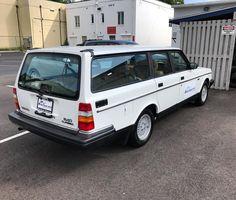 Volvo Wagon, Volvo Cars, Volvo Estate, Volvo 240, Rally, Sweden, Brick, Places, Classic