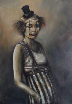 "Saatchi Art Artist Tatiana Siedlova; Painting, ""Series ""Fortune"". Played the…"