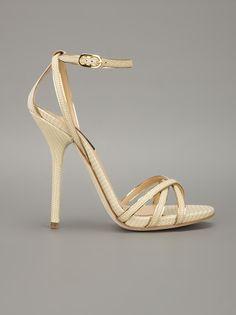 DOLCE & GABBANA - strappy sandal 7