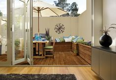 Peppermill Courtyard - Create your own Mediterranian space so you can go on holiday every day