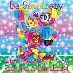 Feel like somebody