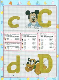 Gallery.ru / Фото #8 - punto de cruz Disney 7 - anfisa1