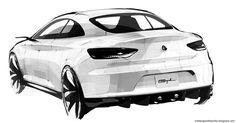 GTL Gran Turismo Leggera on Behance