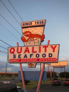 Quality Seafood- Austin, TX