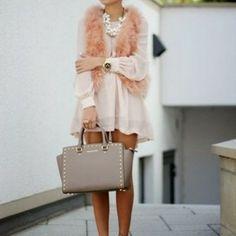 blush dress dress pink bag fashion ootd wiwt tunic blush tunic girly fashion bloggers style blogger get the look dress blush