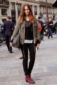 Street Style and Fashion Bloggers - Caroline Blomst
