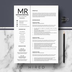 References Sheet Template Fascinating Professional Resume  Cover Letter & Resume Guides  Pinterest .