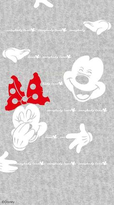 Wallpaper Phone Disney Minnie Mouse We Heart It Ideas Disney Mickey Mouse, Mickey Mouse Y Amigos, Deco Disney, Mickey And Minnie Love, Mickey Mouse And Friends, Disney Art, Mickey Mouse Wallpaper Iphone, Cute Disney Wallpaper, Iphone Wallpaper