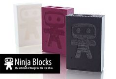 ninja-blocks internet-of-things home automation accessory