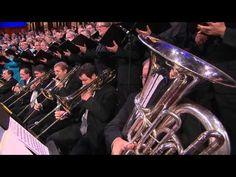 "2012 Christmas Devotional The Mormon Tabernacle Choir sings ""O Come, All Ye Faithful. Mormon Tabernacle, Tabernacle Choir, Christmas Playlist, Christmas Music, Christmas Videos, Carol Of The Bells, Thing 1, King Of Kings, Mormons"