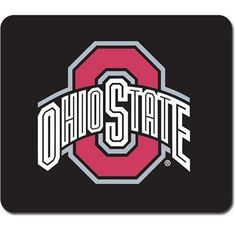 NCAA Ohio State Buckeyes Neoprene Mouse Pad:Amazon:Sports & Outdoors