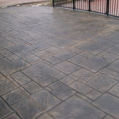 Stamp Concrete Patio Design Ideas, Pictures, Remodel, and Decor - page 7