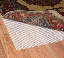 Ultra Stop Non Slip Indoor Rug Pad Size 4 X 6 By Msm