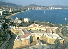 Fuerte de San Diego, Acapulco, Guerrero, Mexico.