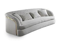 Upholstered sofa PORTOFINO by Cantori   design Sante Cantori