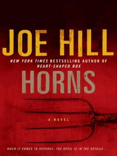 "Joseph Hillstrom King (aka Joe Hill) is Stephen King's son and his 2010 supernatural thriller ""Horns"" has been adapted for the screen with Daniel Radcliffe starring in the lead role.  Ignatius wakes with a thunderous hangover... and horns growing from his temples. Ig possesses a terrible new power to go with his terrible new look--a macabre gift he intends to use to find the monster who killed his lover. .."
