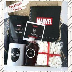 ideas for birthday box men Gift Box For Men, Diy Gift Box, Diy Gift Baskets, Gift Hampers, Basket Gift, Marvel Gifts, Birthday Box, Birthday Basket, Birthday Gifts For Best Friend