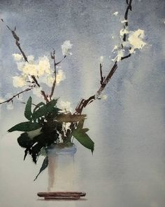 Yong Hong Zhong, Cherry Blossoms