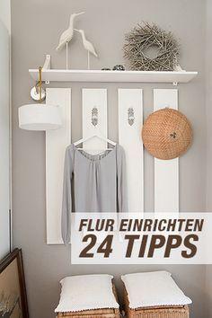 24 Tipps für den Flur