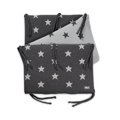Bumber Star - grey By Baby's Only - www.babysonly.nl