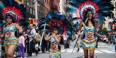 6th Annual New York Dance Parade & Festival 2012
