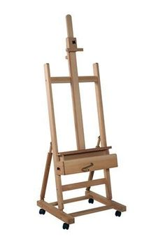 Art,fun,painting,Chevalet Industrial Interiors, Easel, Art Studios, Drafting Desk, Artsy Fartsy, Painting, Projects, Woodworking Ideas, Furniture