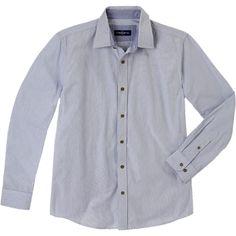 Weekend. Modelo: G815D0210L283CB. Camisa de manga larga, a rayas, sin bolsa.