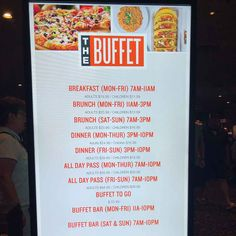 Cheap buffets in Las Vegas aren't always great.but the one at the Luxor is pretty good! For more tips on where to eat on a budget in Las Vegas, check out this post. Photo by Meg Frost, Frost + Sun. All rights reserved.