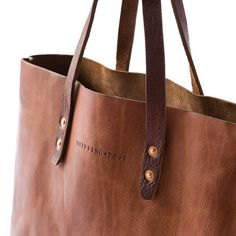 The Vintage Tote Bag by Whipping Post - such a shame they don't have them in the UK.