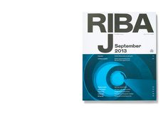 RIBA Journal & PIP supplement - Matt Willey