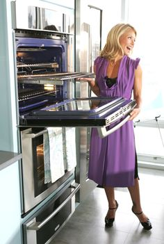 This will be in my next kitchen....all Electrolux appliances :-)