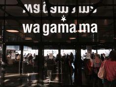 Opening Wagamama CS Amsterdam