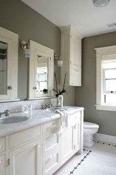Eastmoreland Residence- 2 traditional-bathroom
