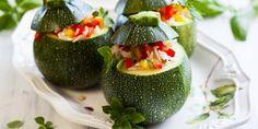 zucchine ripiene ricette