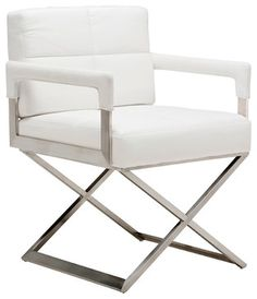 Jack Dining Chair, Set of 2 - Modern - Dining Chairs - by Inmod
